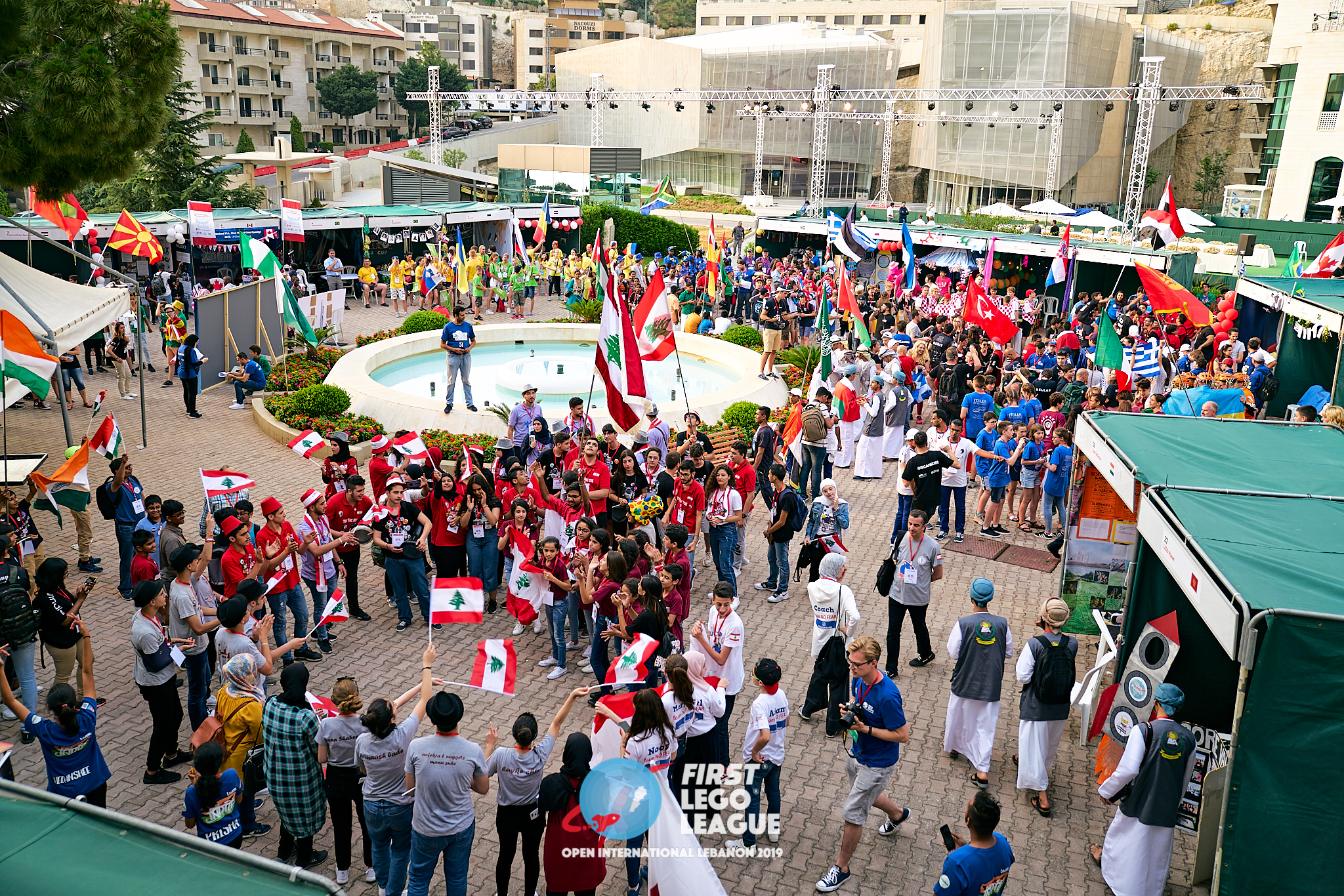 international open -Lebanon